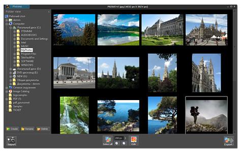 PhotoHandler - Un gestionnaire de photos GRATUIT et très complet [Freeware] 1